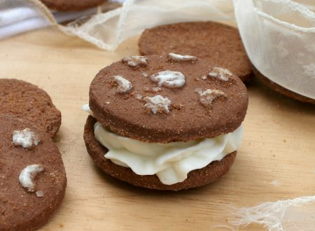 PAN DI STELLE mascarpone cioccolato bianco e nutella