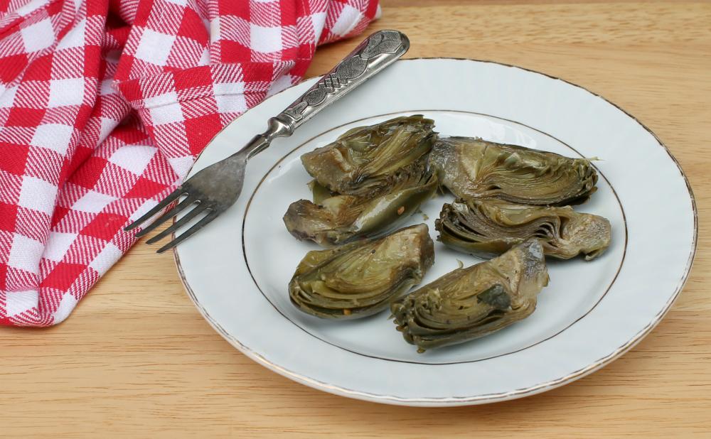 CARCIOFI IN PADELLA A SPICCHI ricetta con spezie aromatiche