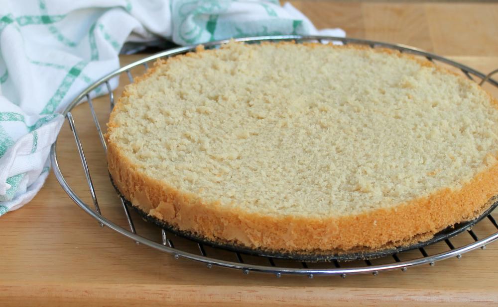 TORTA COMPLEANNO ricetta base torta facile da farcire