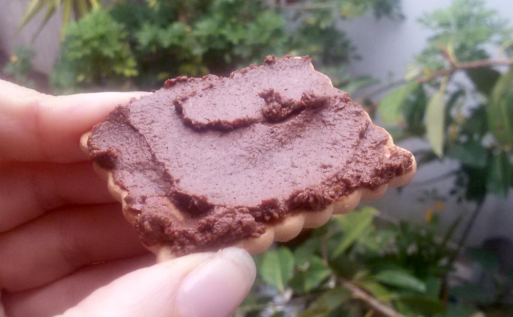 CREMA SPALMABILE LIGHT al cioccolato fondente