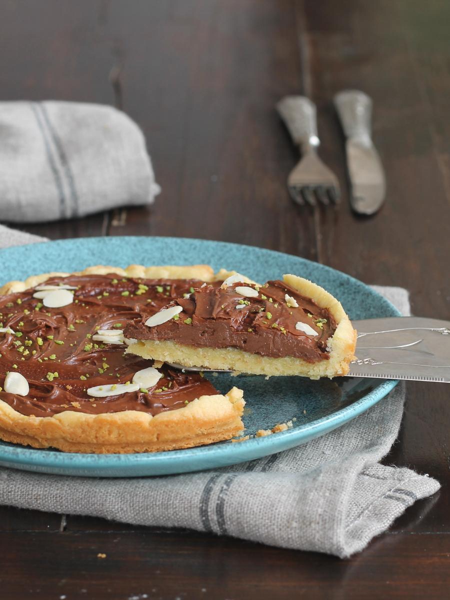CROSTATA CON NUTELLA CHE RIMANE MORBIDA trucchi e consigli per nutella che non secca in cottura