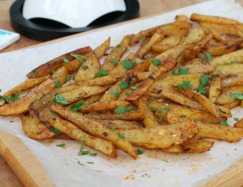 STEAK POTATOES AL PARMIGIANO patate gratinate al forno aromatiche