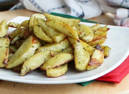 COME CUCINARE LE PATATE CON POCHI GRASSI ricetta patate al forno