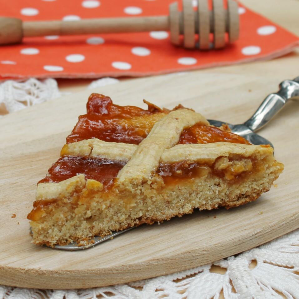 CROSTATE VELOCI SENZA BURRO ricette dolci light da colazione