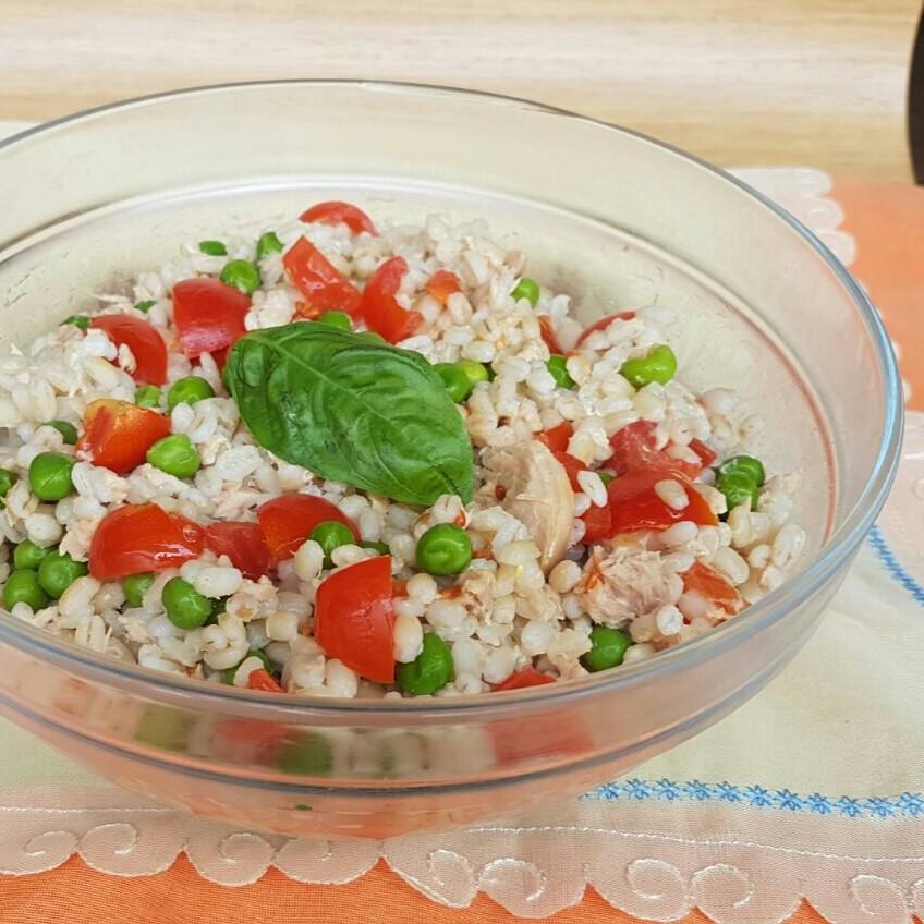 INSALATA ESTIVA TRICOLORE ricetta insalata fredda veloce