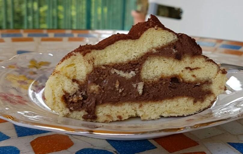 Rotolo Al Cioccolato E Menta Ricetta Dolce Da Forno Pictures to pin on ...