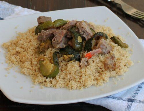 Inventaricette in cucina con maria giallozafferano blog for Cucinare cous cous