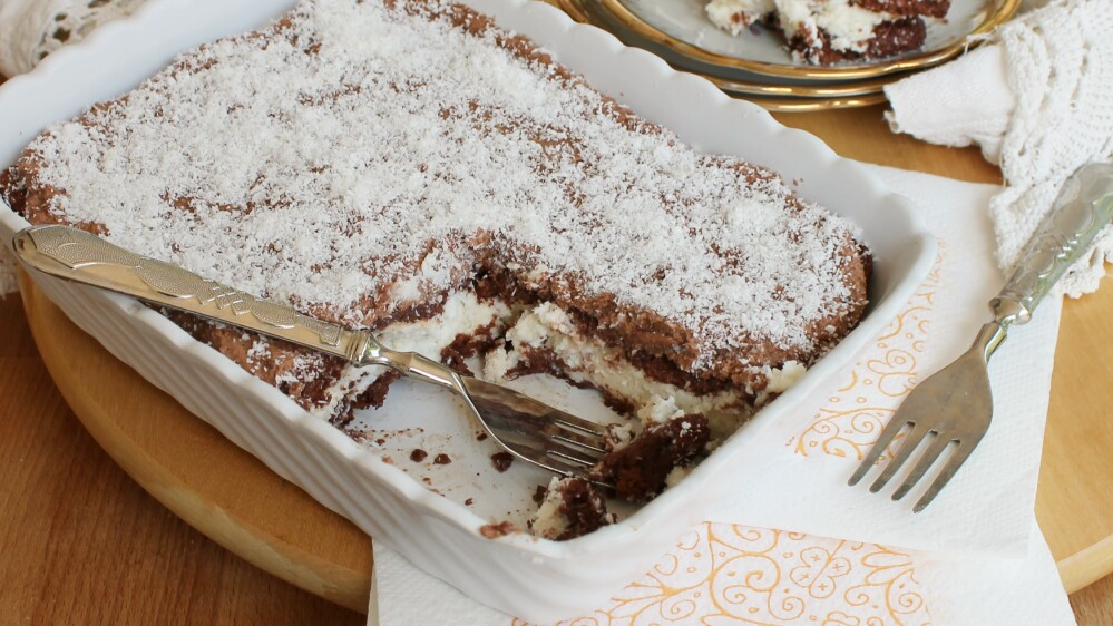 Ricetta Tiramisu Senza Uova Torta Cocco Nutella Senza Cottura
