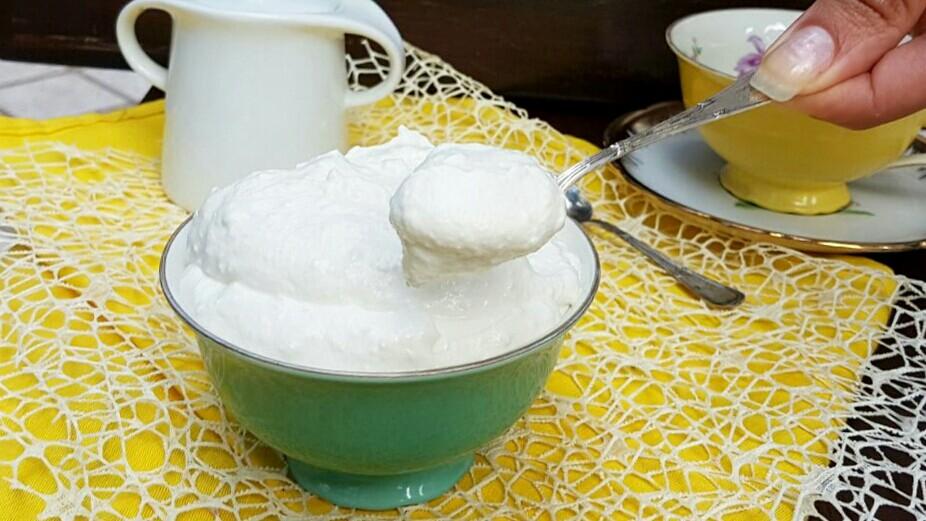 Crema di Ricotta Spumosa Ricetta Crema Veloce Senza Cottura