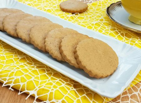 BISCOTTI AL CAFFE' ricetta biscotti semplici da colazione