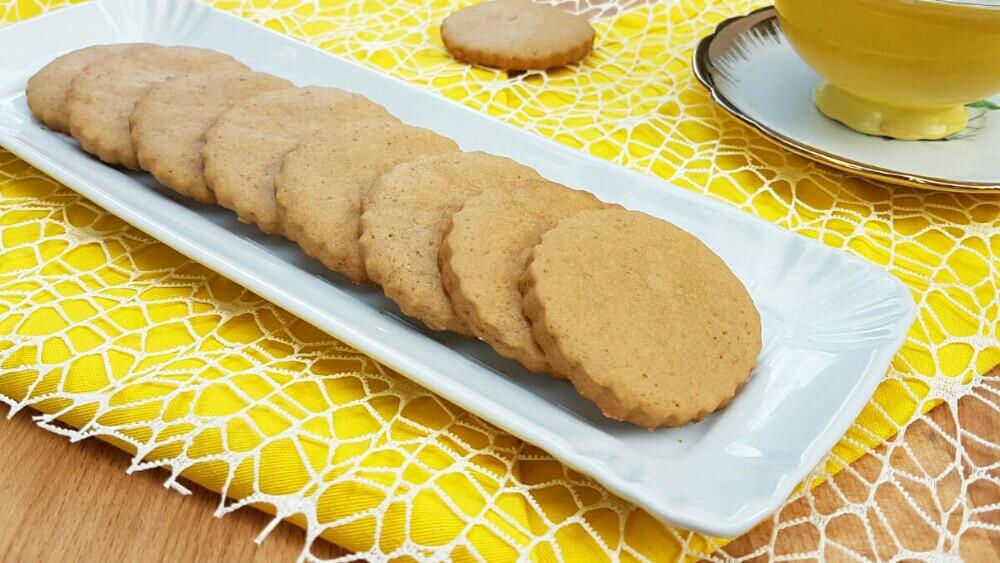 BISCOTTI AL CAFFè ricetta biscotti semplici da latte per colazione per il tè