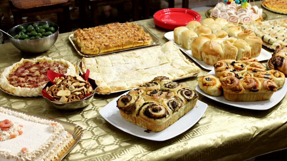 Amato BUFFET COMPLEANNO E FESTE come preparare un buffet senza stress WQ65