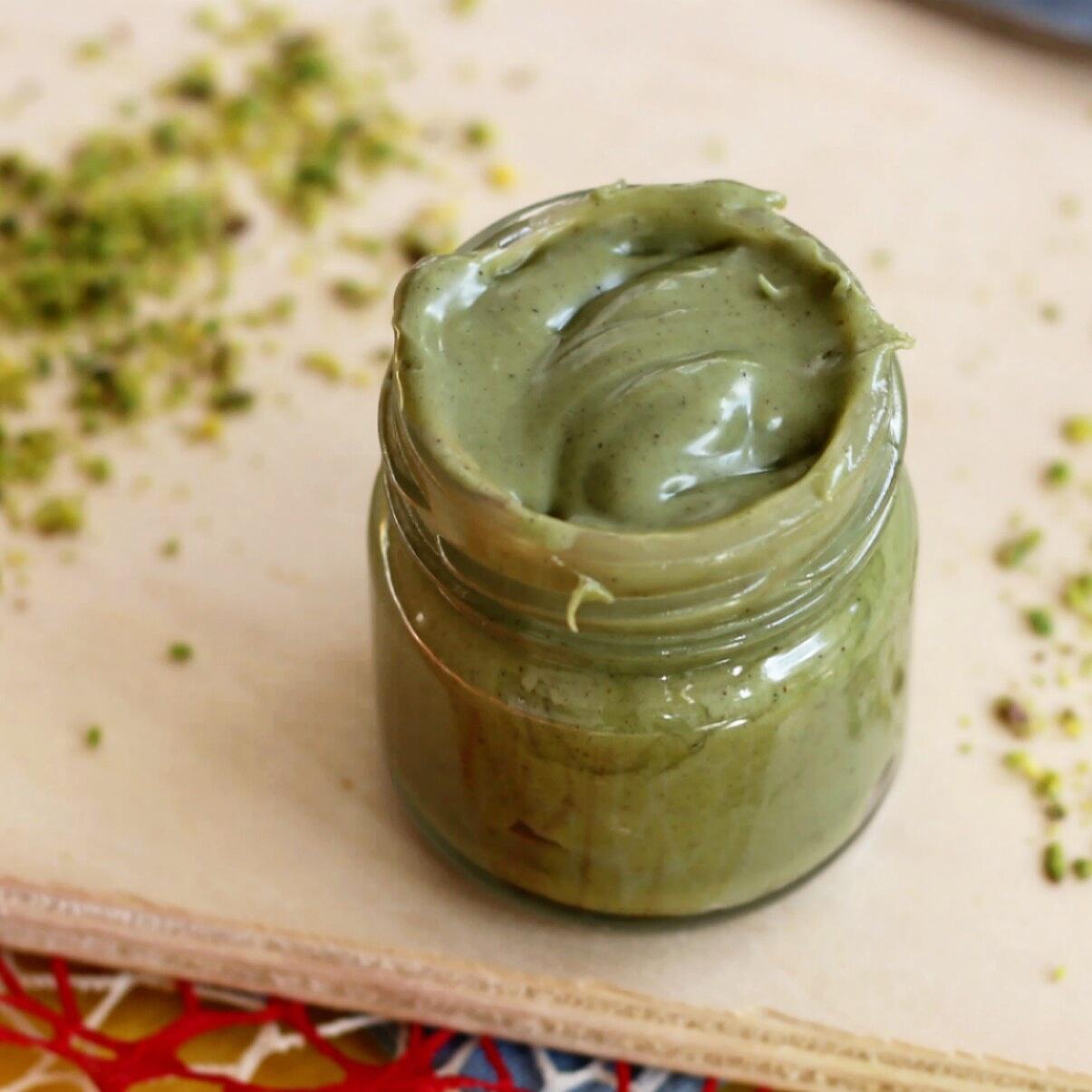 CREMA AL PISTACCHIO crema spalmabile al pistacchio ricetta pistacchi