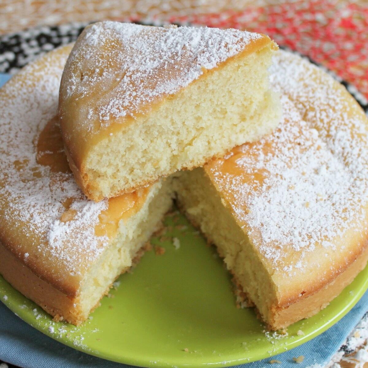 Ricetta torta senza burro soffice