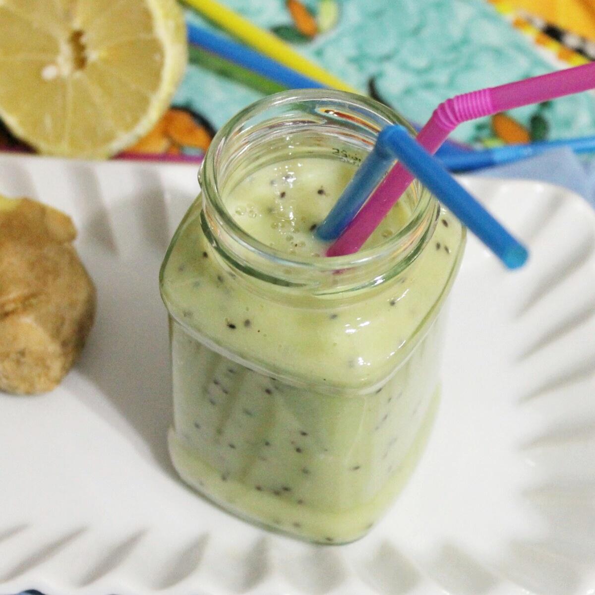 FRULLATO PER DIMAGRIRE | frullato dietetico | frullato di kiwi