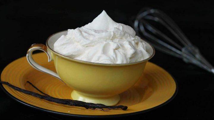 CAMI CREAM ricetta crema velocissima senza cottura