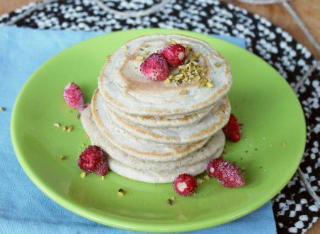 PANCAKE SENZA FARINA ricetta furba pancakes 4 ingredienti
