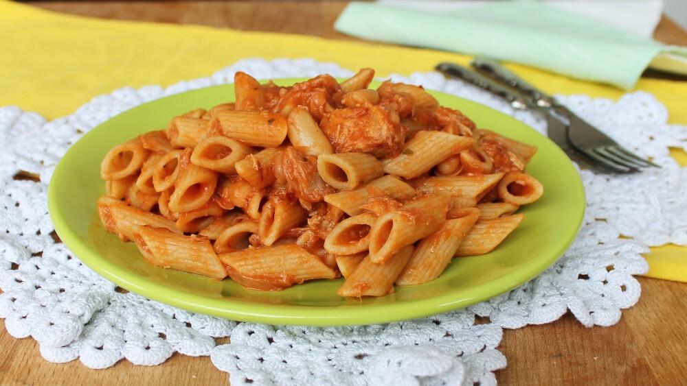 TONNO E FAGIOLI | ricetta pasta tonno fagioli | primo piatto veloce