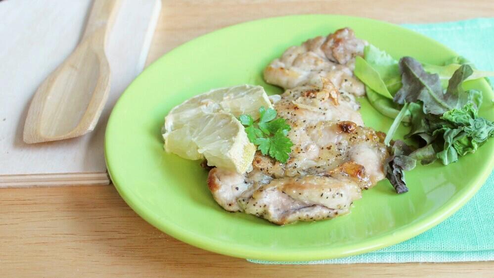 POLLO ALLO ZENZERO LIMONE ricetta pollo morbido veloce
