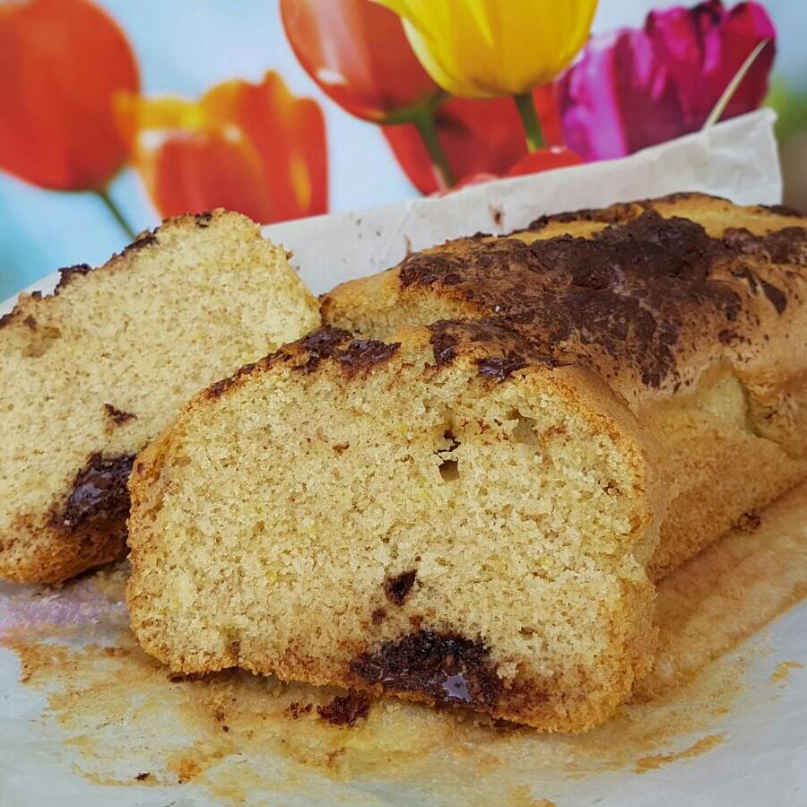 PLUMCAKE CON FARINA INTEGRALE   torta morbida limone cioccolato