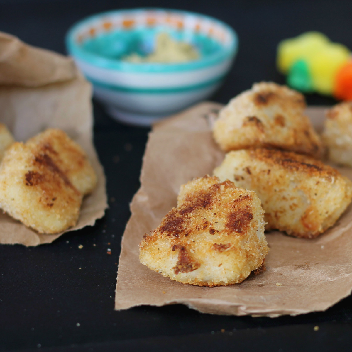 CROCCHETTE DI MERLUZZO ricetta crocchette di pesce fritte e al forno