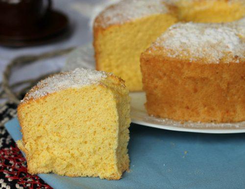 CIAMBELLONE AMERICANO chiffon cake