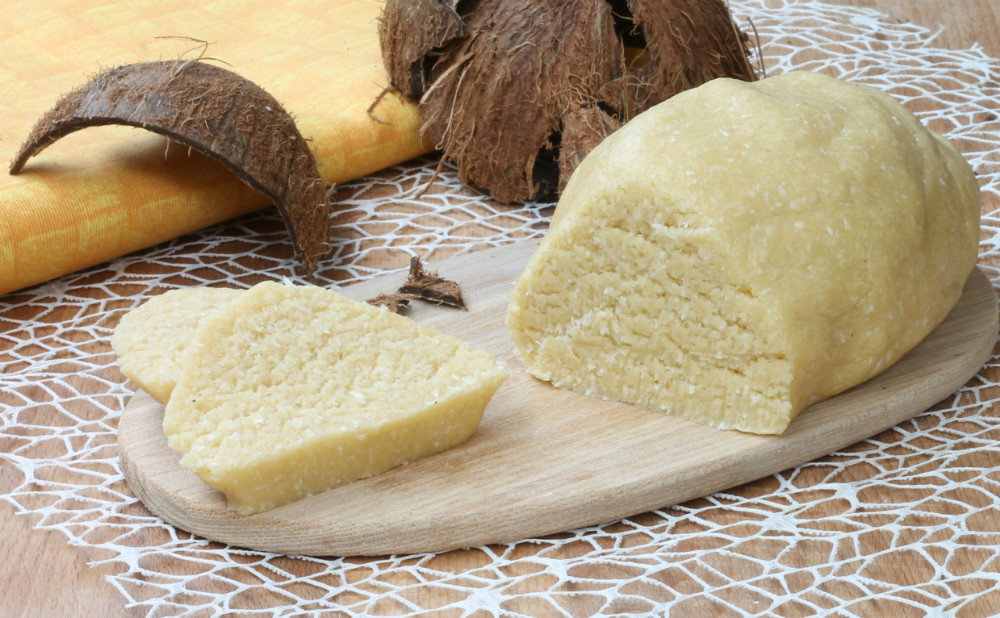 PASTA FROLLA AL COCCO ricetta pasta frolla con farina di cocco