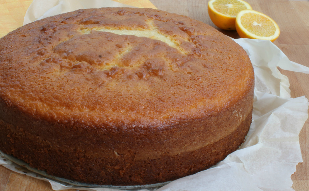 TORTA ALL ARANCIA MORBIDISSIMA ricetta torta senza burro