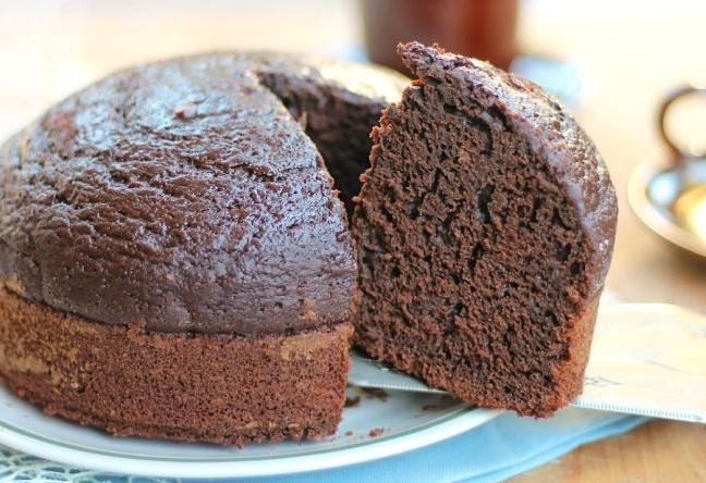TORTA SENZA UOVA E BURRO torta al cacao caffe   dolci senza uova