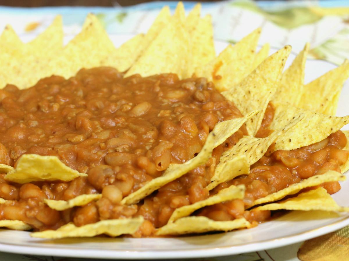 CHILI CON CARNE ricetta originale messicana | cucina messicana