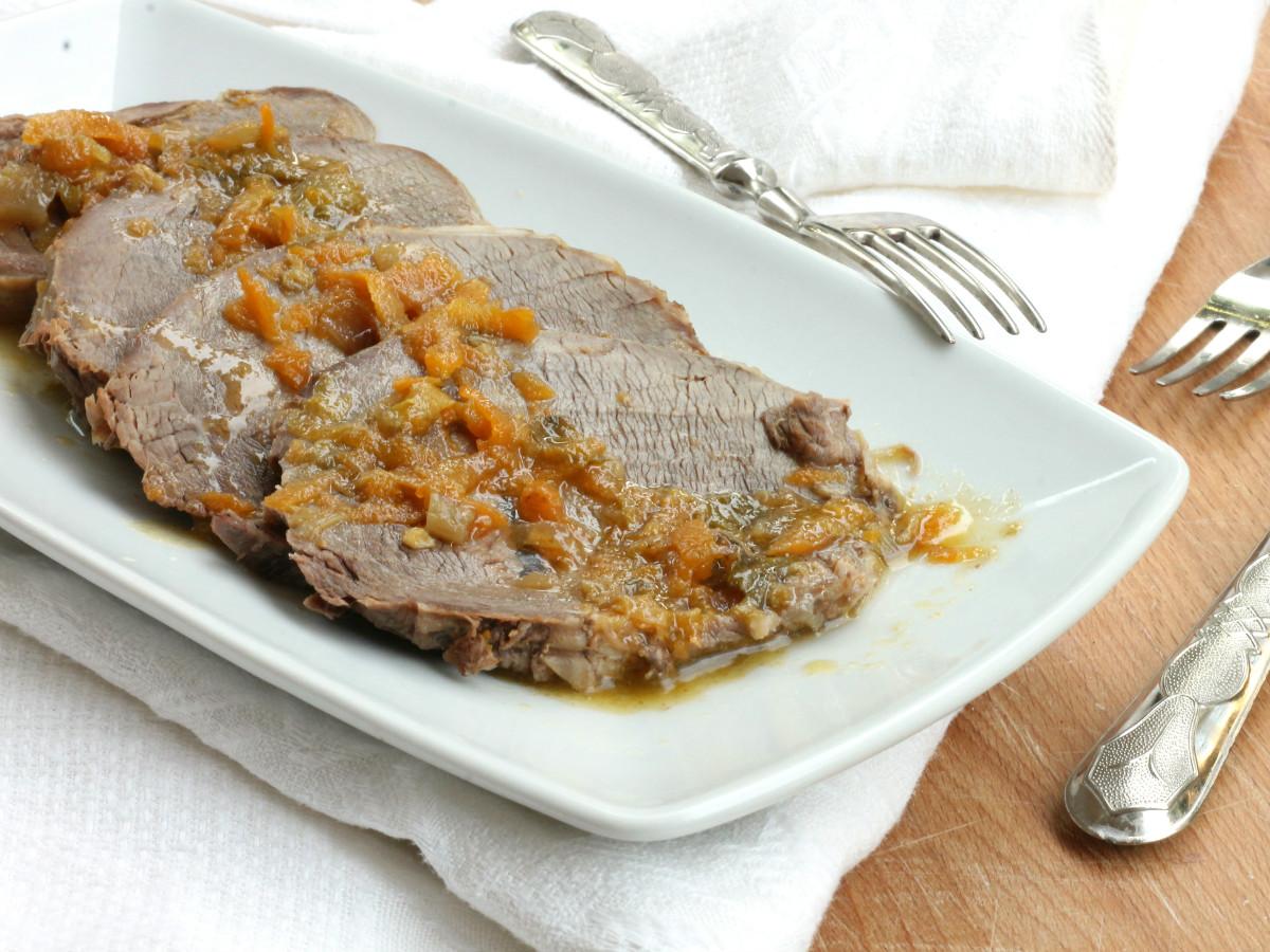 Girello di vitello come cucinare il girello di manzo o vitello - Come cucinare fettine di bovino ...