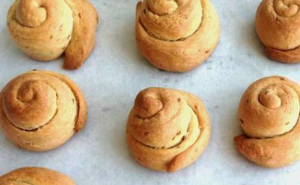 BISCOTTI DI SAN MARTINO ricetta biscotti secchi | biscotti siciliani