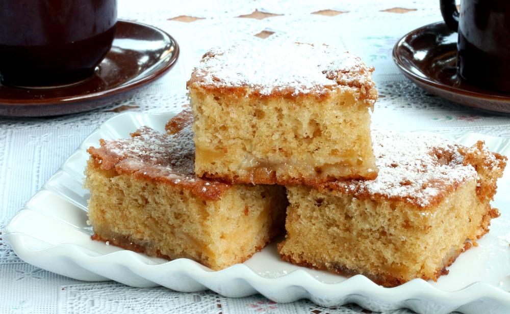 TORTA MELE E MARMELLATA ricetta torta sofficissima senza burro