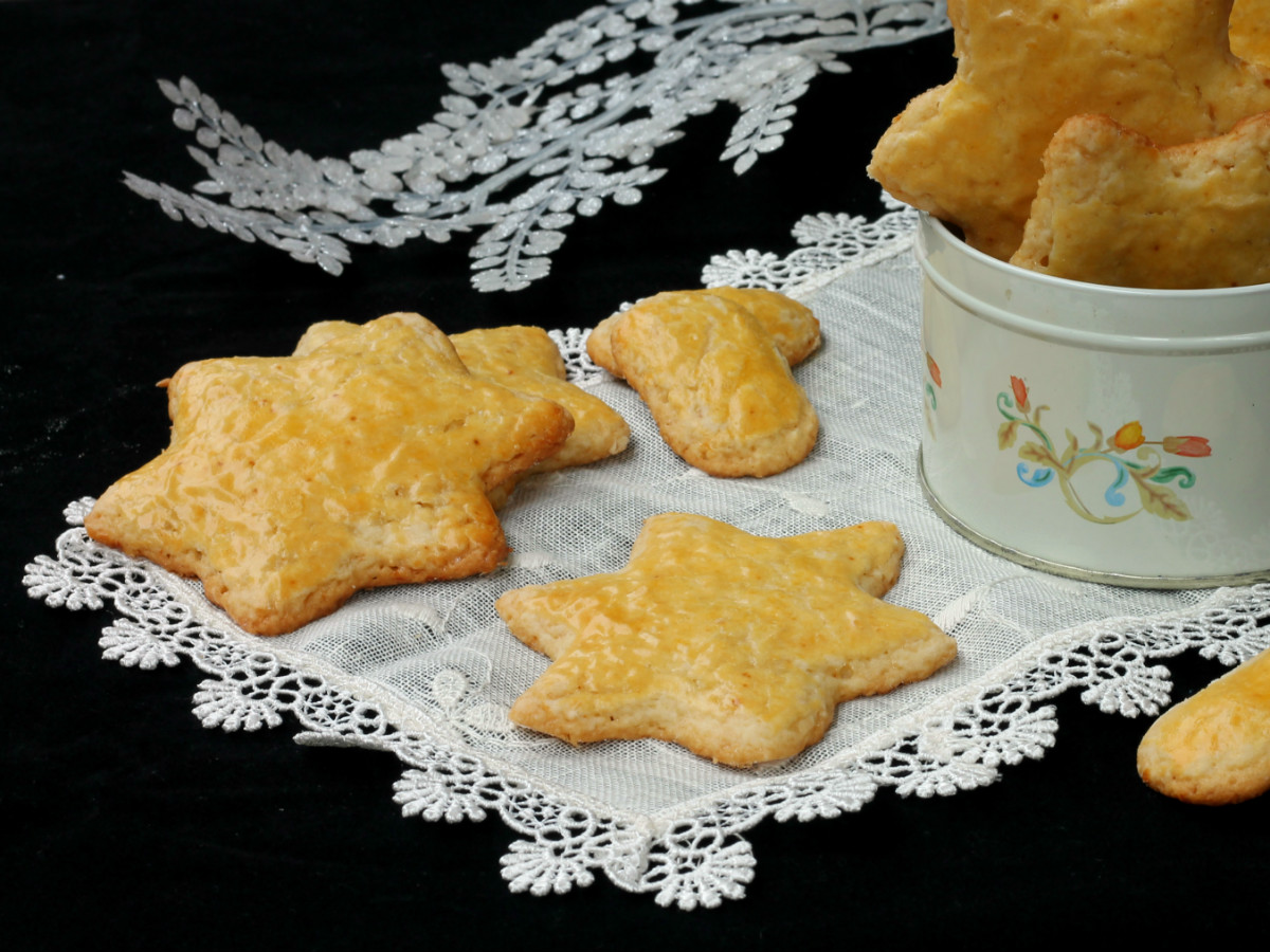 BISCOTTI MIELE E ZENZERO ricetta biscotti morbidi con zenzero fresco