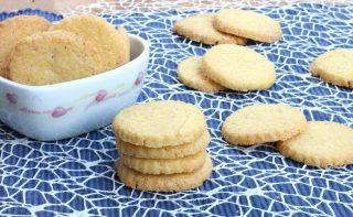 PASTE DI MELIGA | biscotti con farina di mais | Ricetta di Luca Montersino