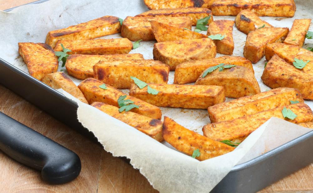 PATATE DOLCI AL FORNO ricetta patate americane alla paprika dolce