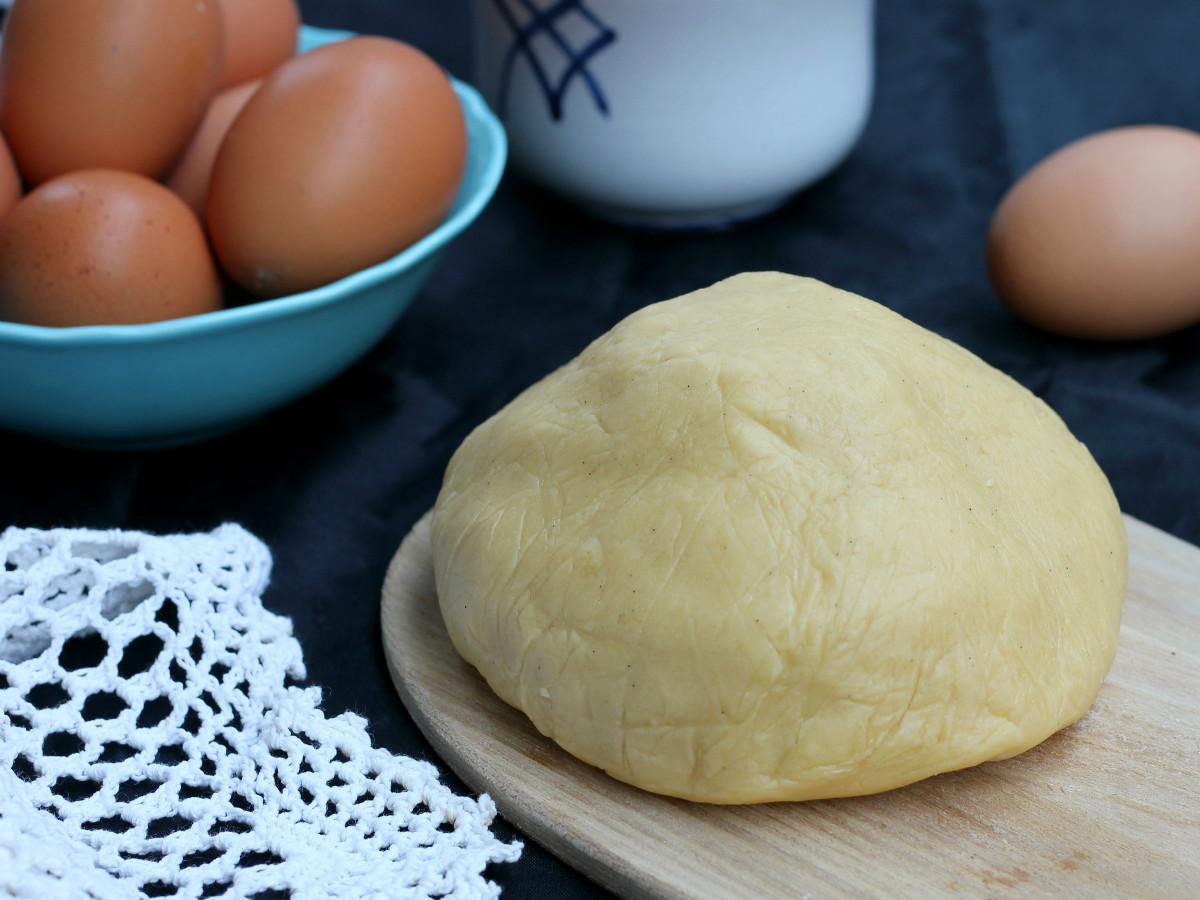 PASTA FROLLA DI MONTERSINO ricetta perfetta per biscotti crostate