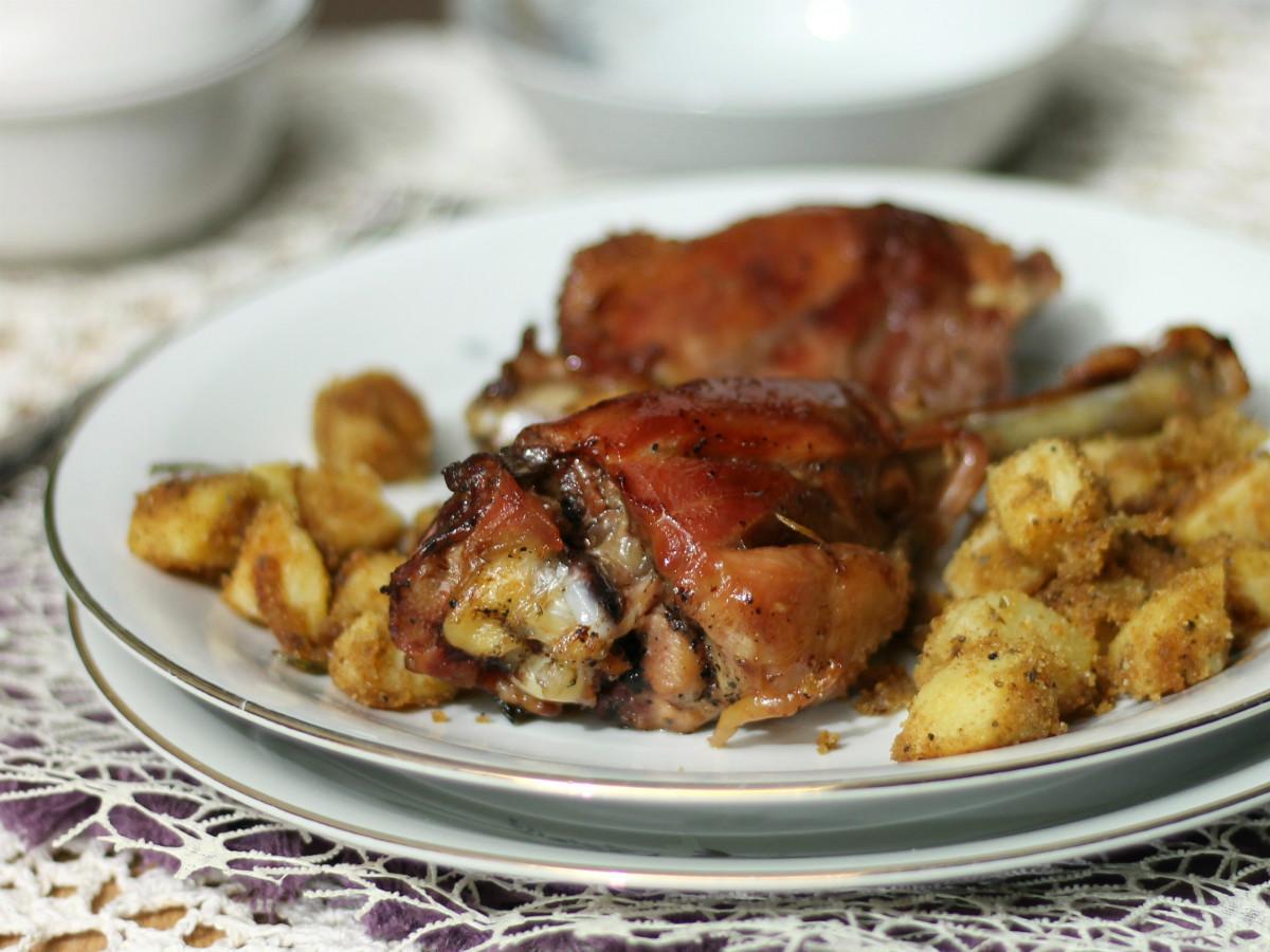 POLLO ALLA VODKA ricetta pollo al forno morbido saporito