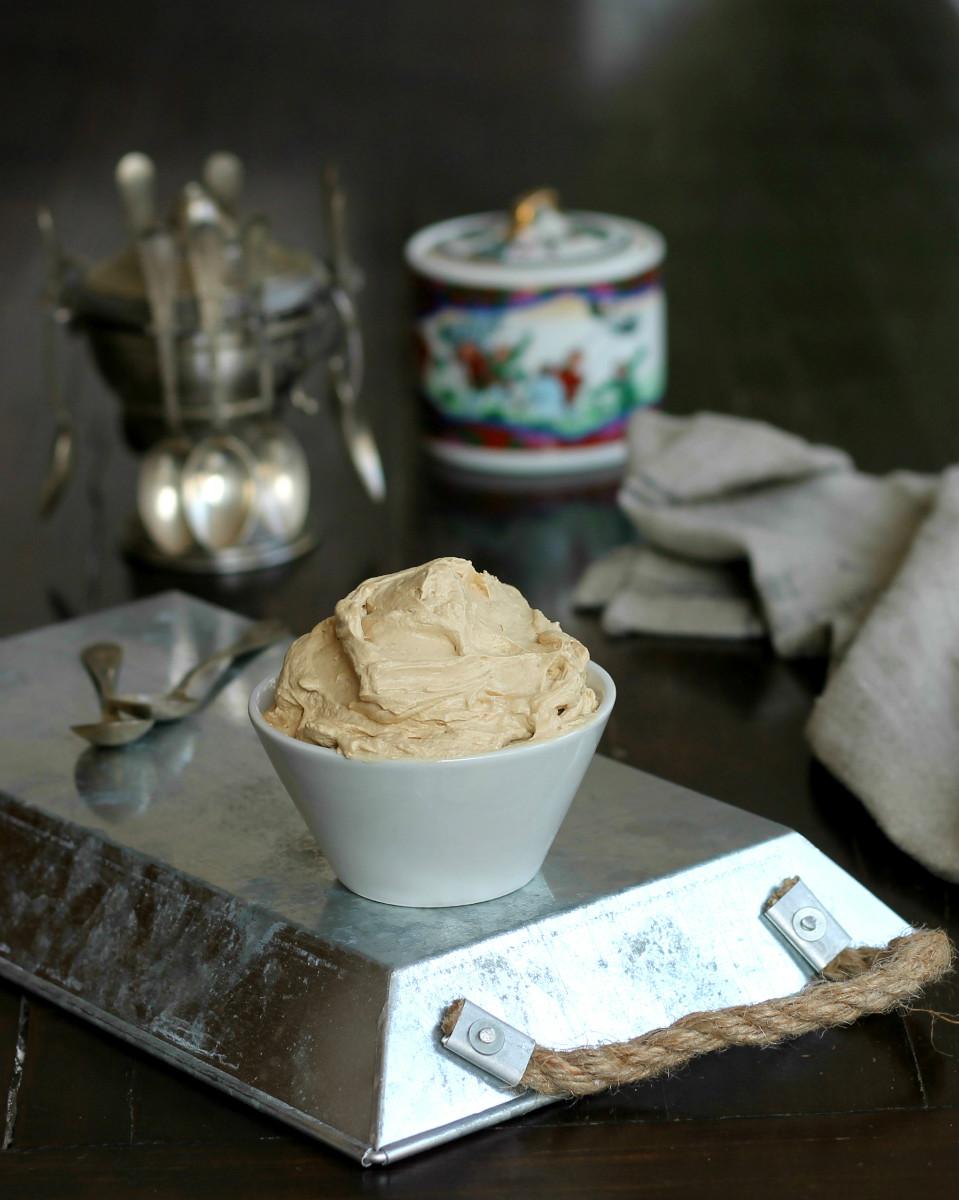 CREMA MASCARPONE CAFFE ricetta veloce senza cottura