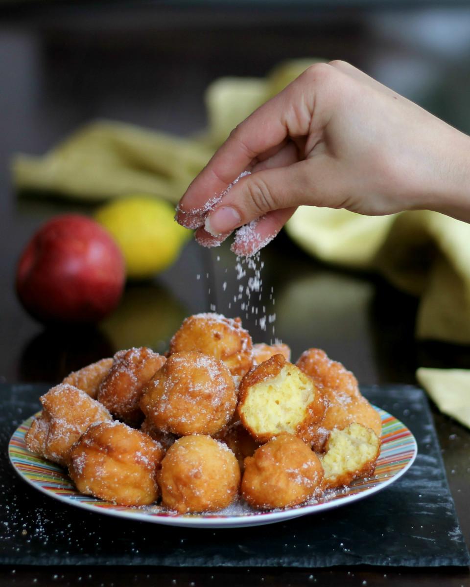 DOLCI DI CARNEVALE fritti e al forno LE MIGLIORI RICETTE DEL WEB