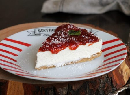 CHEESECAKE COCCO FRAGOLE