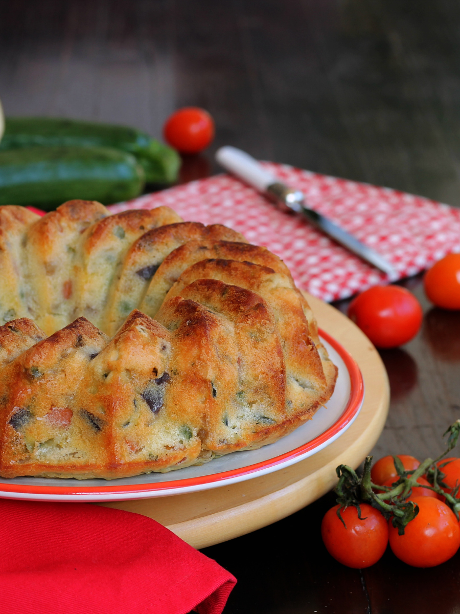 Ciambella Quaresimale Salata