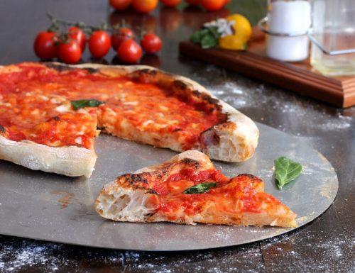 PIZZA RICETTA DELLA NONNA