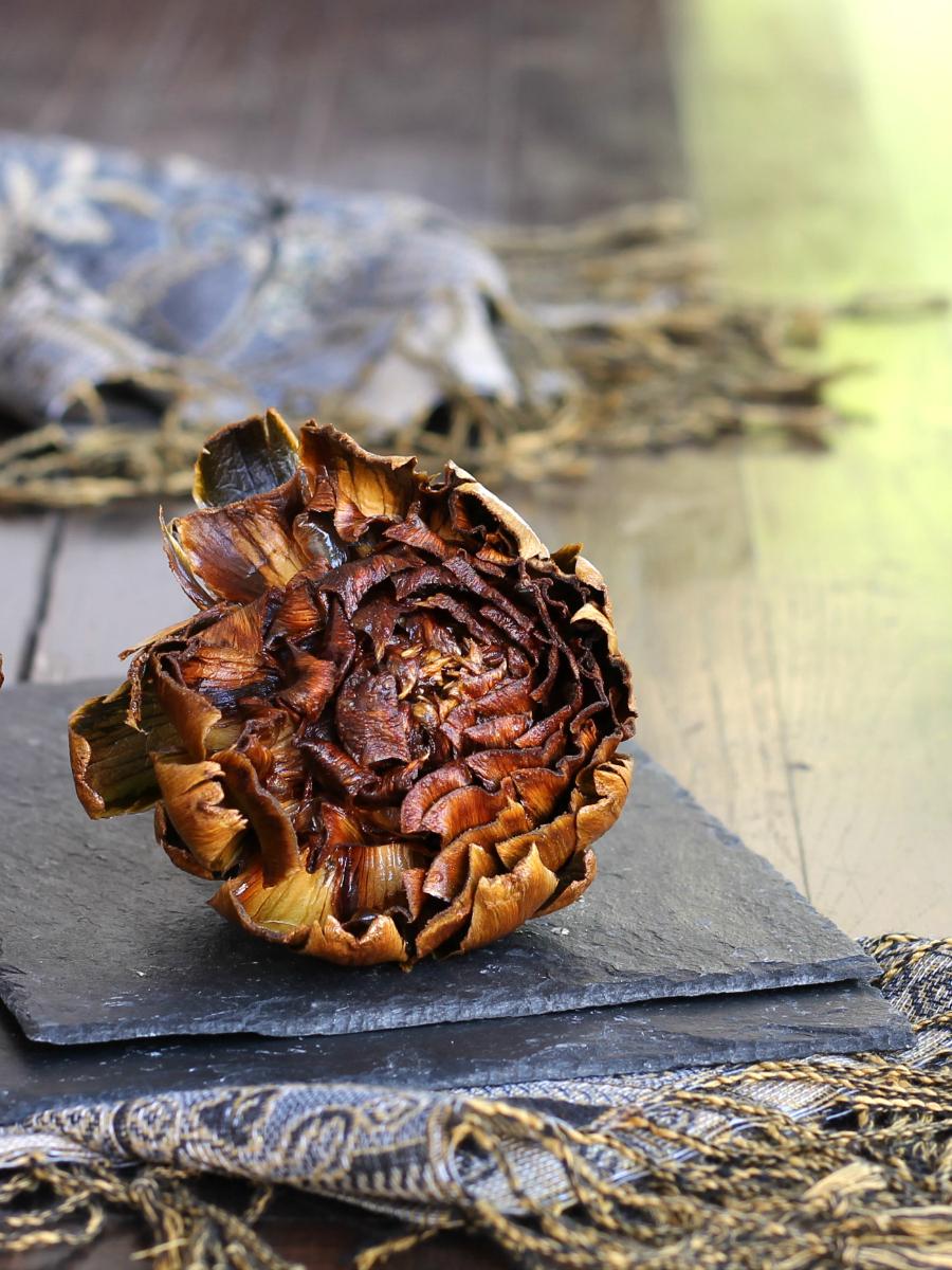CARCIOFI ALLA GIUDIA ricetta tradizionale cucina romanesca
