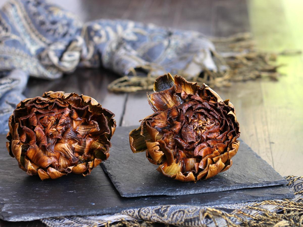 Carciofi alla giudia ricetta tradizionale cucina romanesca for Cucina giudaico romanesca