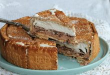 TORTA BISCOTTI E WAFER