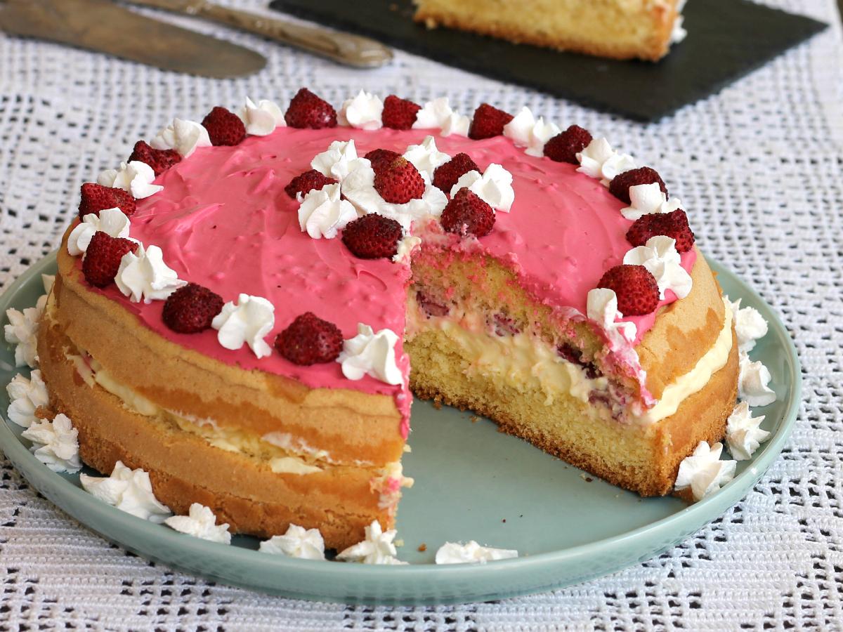 Amato ELEGANTI PER LE FESTE ricette dolci per fare bella figura CZ12