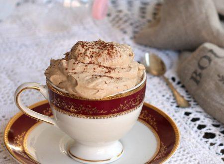 CREMA DI CAFFE IN BOTTIGLIA