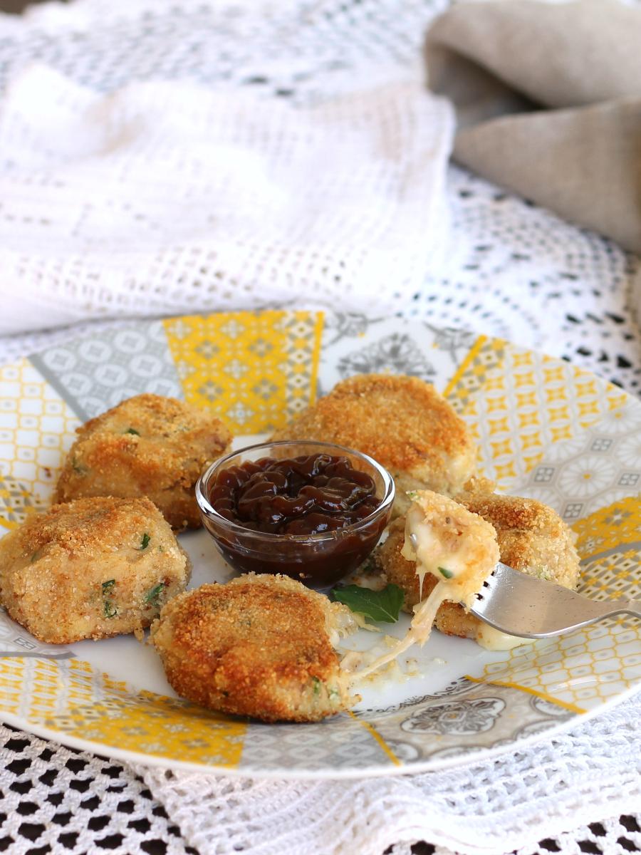 CROCCHETTE TONNO E PATATE ricetta finger food sfizioso