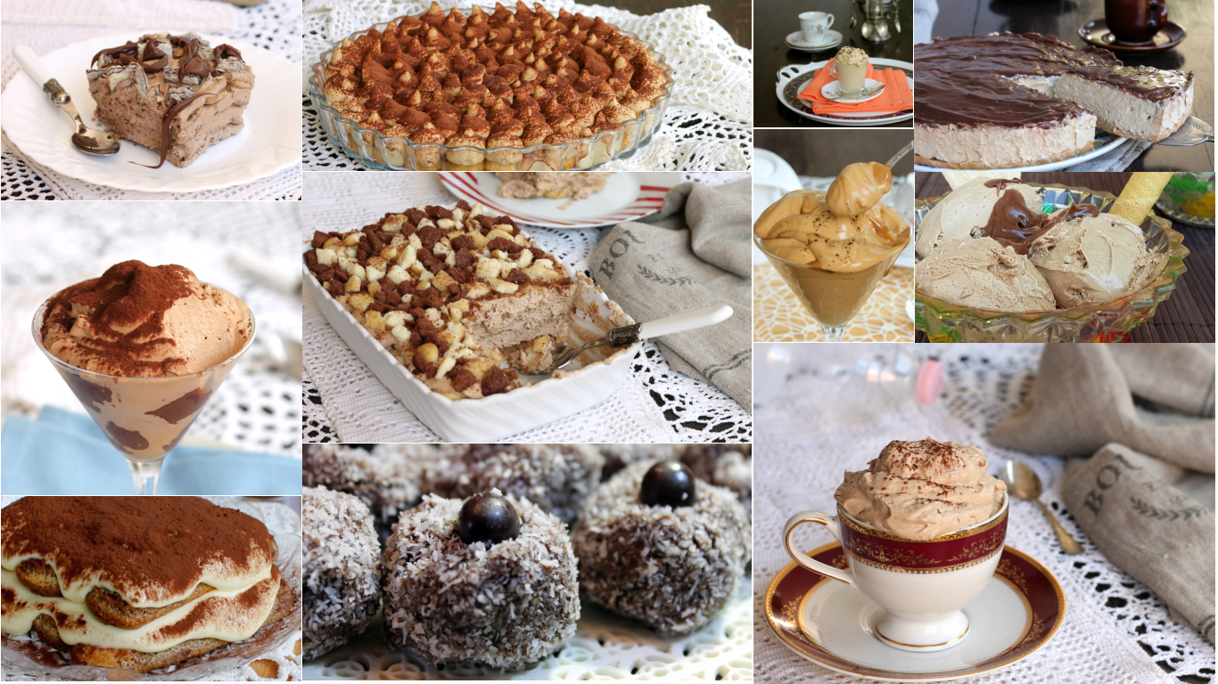 Dolci veloci al caff raccolta di ricette facili al caffe for Ricette di dolci veloci